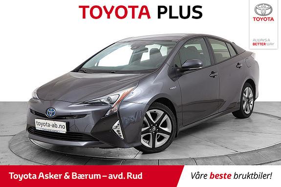 Toyota Prius 1,8 VVT-i Hybrid Executive  2016, 19553 km, kr 239000,-