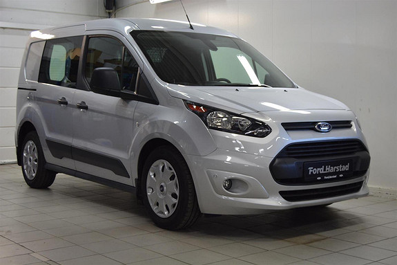 Ford Transit Connect 1.5 TDCI Trend  2018, 180 km, kr 215000,-
