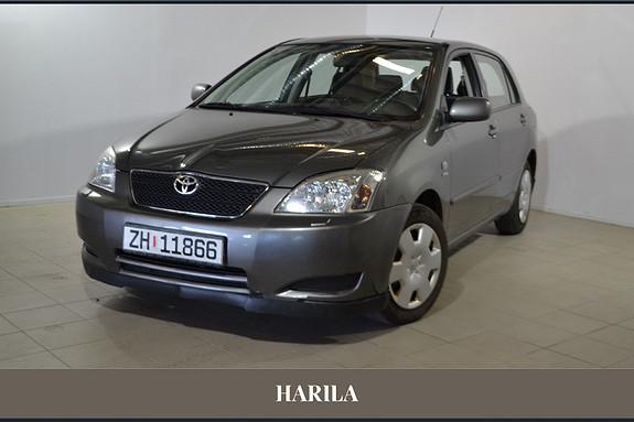 Toyota Corolla 1,4 Sol  2004, 238000 km, kr 29000,-