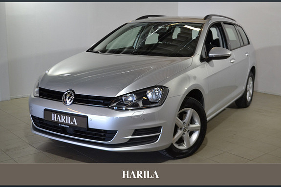 Volkswagen Golf 1,6 TDI 105hk Comfortline DSG  2014, 80604 km, kr 179000,-
