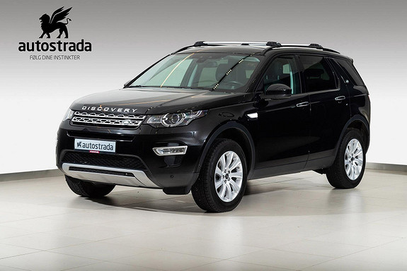 Land Rover Discovery Sport HSE LUXURY 240HK  2015, 45000 km, kr 499000,-