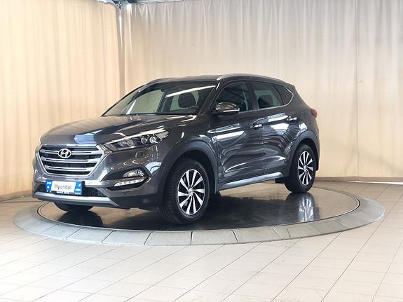 Hyundai Tucson 1,6 GDI Classic edition  2015, 42000 km, kr 239000,-