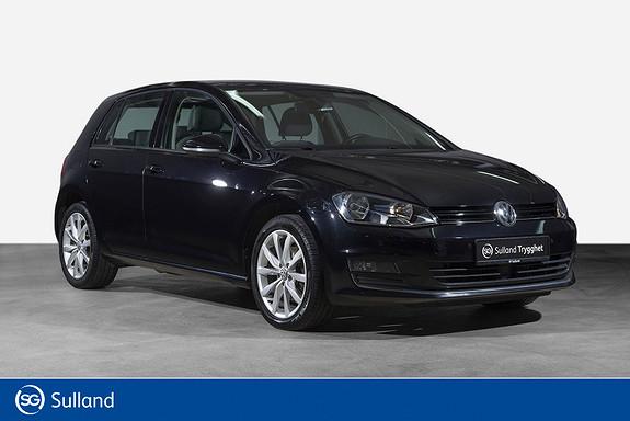 Volkswagen Golf 2,0 TDI 150hk Highline 4Motion WEBASTO-NAVI-SERIVCEBOK  2014, 87754 km, kr 199900,-