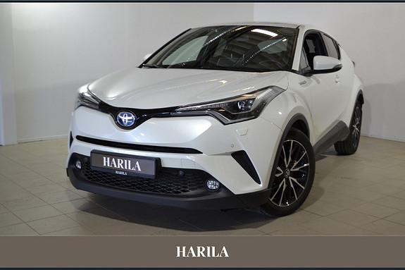 Toyota C-HR 1,8i Hybrid Lounge Tech  2018, 46604 km, kr 319000,-