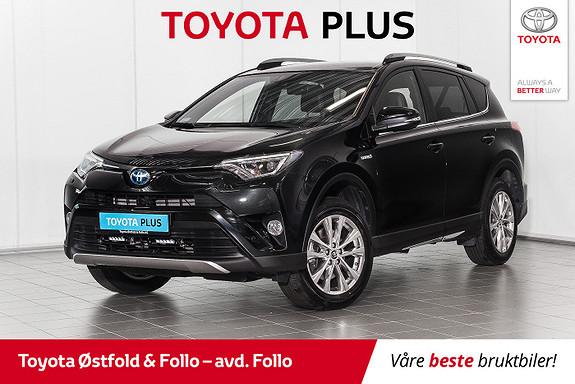 Toyota RAV4 Hybrid AWD 71n Edition  2018, 10234 km, kr 449000,-