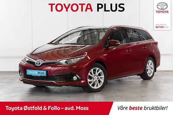 Toyota Auris Touring Sports 1,8 Hybrid Active Sport /PEN/LAV KM  2017, 20500 km, kr 268000,-
