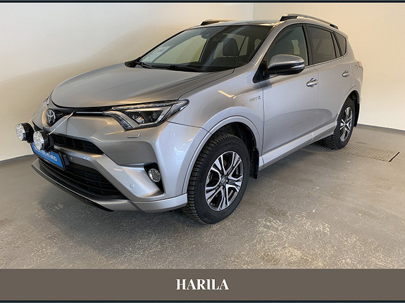 Toyota RAV4 Hybrid AWD Active Style  2017, 26000 km, kr 439000,-
