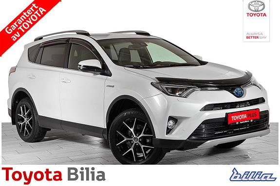 Toyota RAV4 Hybrid AWD Active Style , automat, hengerfeste,  2016, 31182 km, kr 399000,-