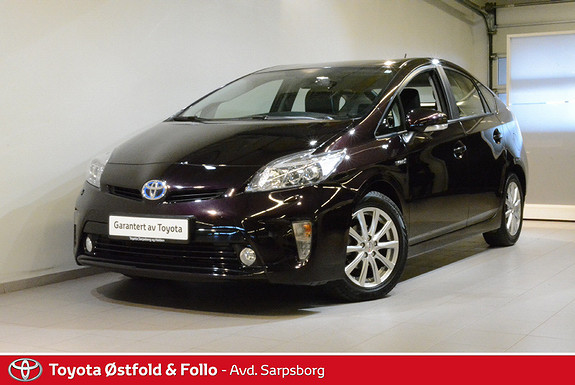 Toyota Prius 1,8 VVT-i Hybrid Executive , INNBYTTEKAMPANJE 20 000,-,  2013, 67400 km, kr 168000,-