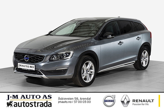 "Volvo V60 Cross Country D3 Summum aut VOC-18"" Alu ++"