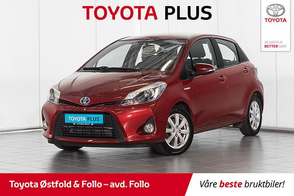 Toyota Yaris 1,5 Hybrid Active e-CVT  2014, 42156 km, kr 145000,-