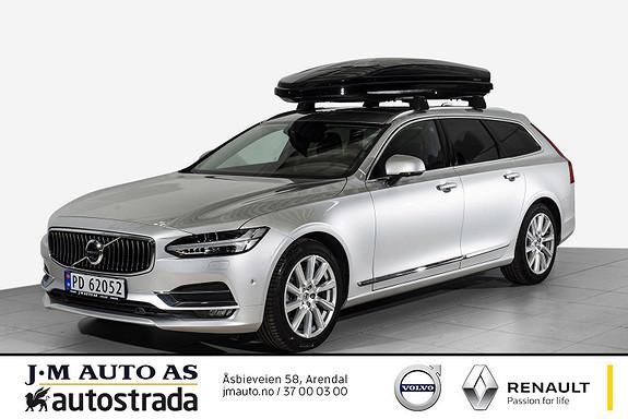 Volvo V90 D4 190hk Inscription aut Head-Up- VOC ++