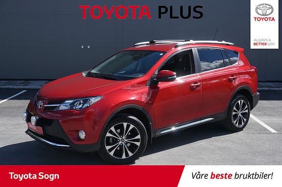 Toyota RAV4 2,2 D-CAT 4WD Exective aut  2014, 35937 km, kr 335000,-