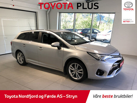 Toyota Avensis Touring Sports 1,6 D-4D Active Style  2016, 57818 km, kr 249000,-