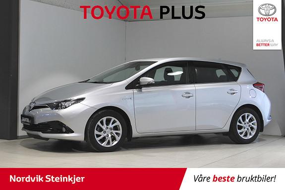 Toyota Auris 1,8 Hybrid E-CVT Active S 2 års service INK!  2016, 44600 km, kr 225000,-