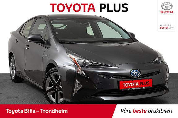 Toyota Prius 1,8 VVT-i Hybrid Executive  2016, 32857 km, kr 239900,-