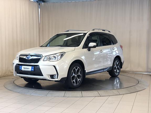 Subaru Forester 2.0D Sport Premium  2014, 49500 km, kr 229000,-