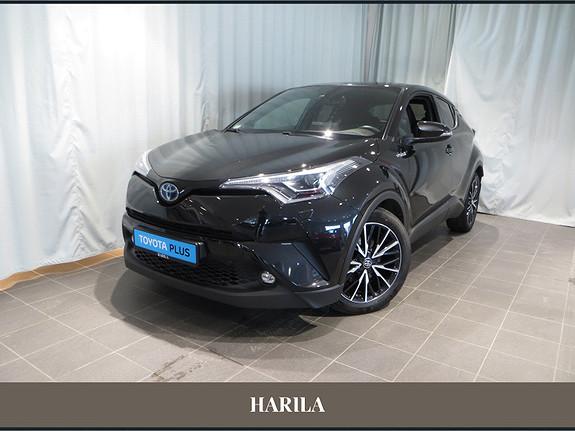 Toyota C-HR 1,8 WT-i Hybrid Supreme Tech  2017, 32862 km, kr 299000,-