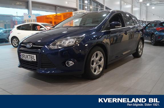 Ford Focus 125 Hk Sport -Bluetooth/ telefoni- DAB+-  2013, 65000 km, kr 129900,-