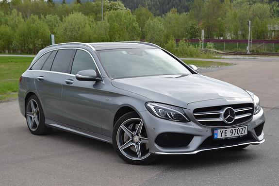 Mercedes-Benz C-Klasse C250 CDI BlueTEC 4Matic  2015, 65700 km, kr 409000,-