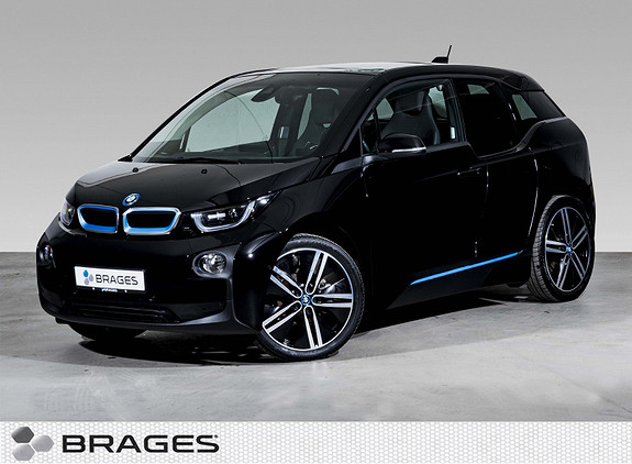 BMW i3 94Ah Fully Charged Edition  2017, 16 666 km, kr 269 000,-