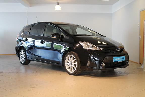 Toyota Prius 1,8 VVT-i Hybrid Executive  2015, 62686 km, kr 215000,-