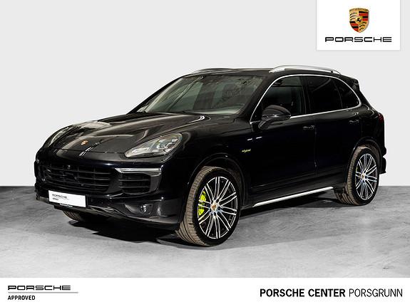Porsche Cayenne S e-hybrid SportDesign/18veis/Adaptiv cruise