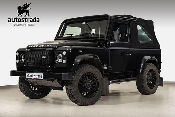Land Rover Defender SVX Soft Top Varebil