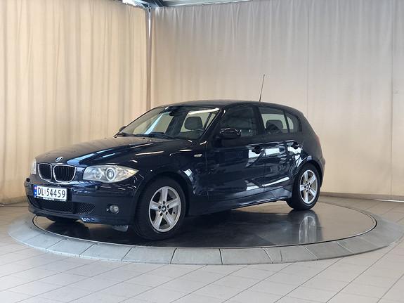 BMW 1-serie 116i Advantage mye utstyr  2006, 157107 km, kr 59900,-