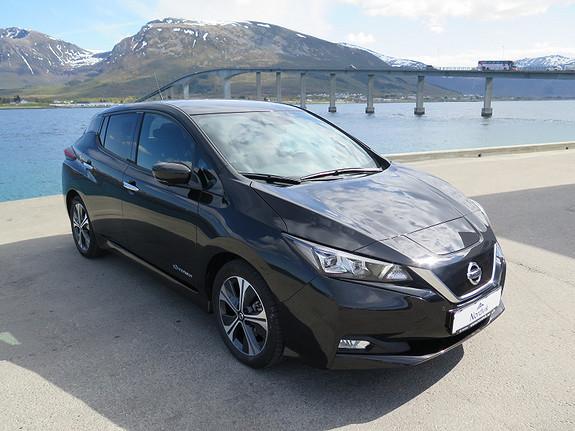 Nissan Leaf 40kWh Launch Edition  2018, 6770 km, kr 279000,-