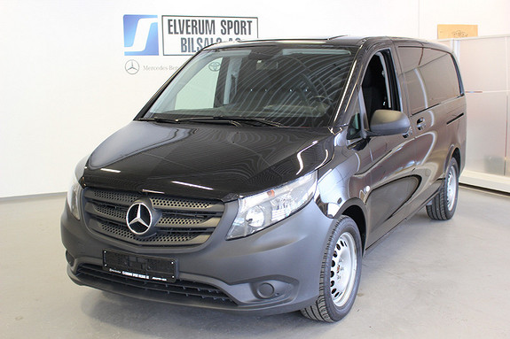 Mercedes-Benz Vito V111 A2 Lang  2016, 56400 km, kr 219000,-