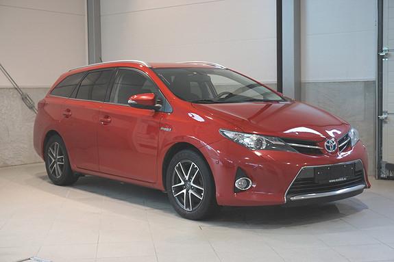 Toyota Auris 1,8 Hybrid E-CVT Active Sport  2014, 104000 km, kr 159000,-
