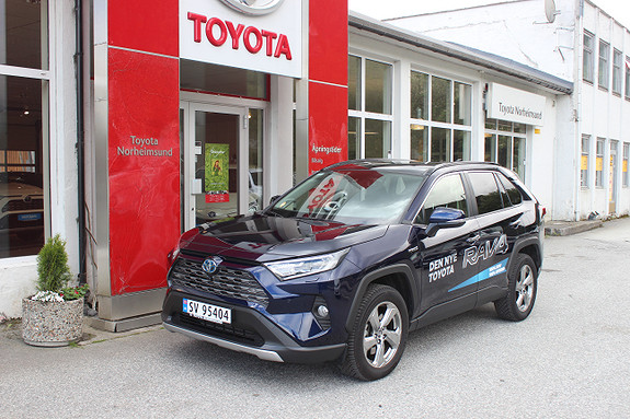 Toyota RAV4 2.5 Hybrid 218 hk Executive Pano&JBL , TECTYL, DEMOBIL  2019, 4800 km, kr 499900,-