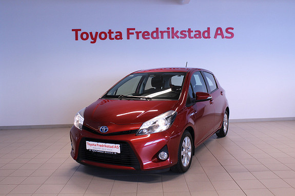 Toyota Yaris 1,5 Hybrid Active  2013, 83000 km, kr 119000,-