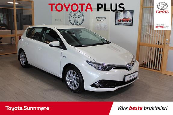 Toyota Auris 1,8 Hybrid E-CVT Active S **GARANTI**TECTYLERT**DAB+**  2016, 68347 km, kr 189000,-