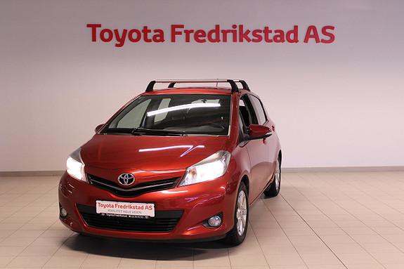 Toyota Yaris 1,33 Style  2012, 94300 km, kr 109000,-