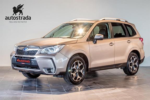 Subaru Forester 2.0  I Sport Premium AWD H.feste