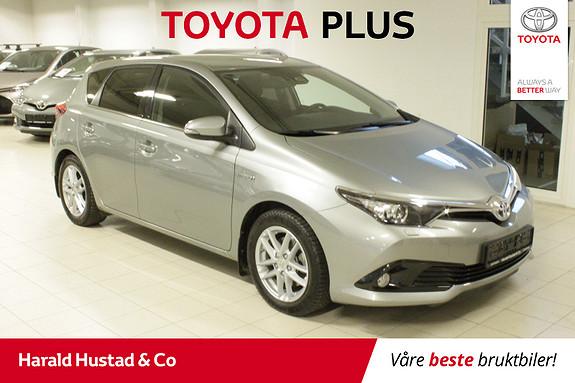 Toyota Auris 1,8 Hybrid E-CVT Active Sport  2017, 39307 km, kr 234000,-