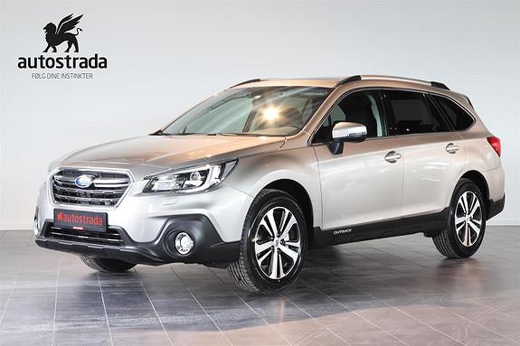 Subaru Outback Sport Premium 2.5i AWD/DAB+/NAV/Skinn. 1,95% rente