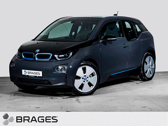 BMW i3 60Ah Navi, Park.assist, LED, Cruise, DAB+, R.kamera  2016, 79 800 km, kr 155 000,-