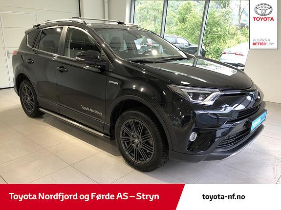 Toyota RAV4 Hybrid AWD Executive  2018, 5419 km, kr 449000,-