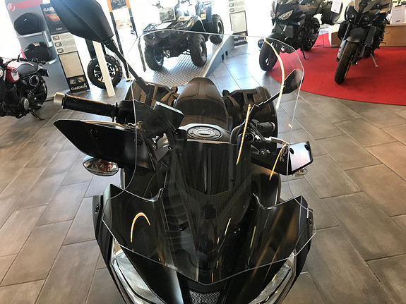 Bilbilde: Yamaha Tracer 700 GT