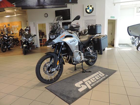 Bilbilde: BMW F850GS Adventure