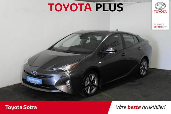 Toyota Prius 1,8 VVT-i Hybrid Executive  2016, 52000 km, kr 229000,-