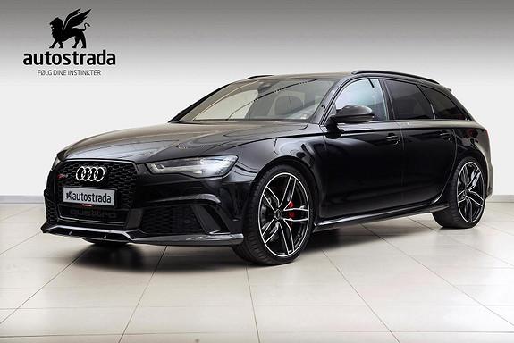 Audi RS6 560 HK