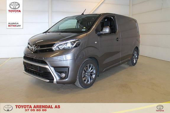 Toyota Proace 1,6 D 95 Comfort L0H1  2017, 15300 km, kr 179000,-