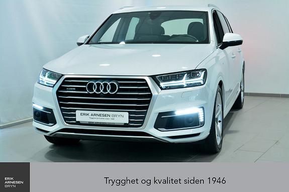 Audi Q7 e-tron 3,0 TDI V6 quattro 5-s  2018, 17100 km, kr 879900,-