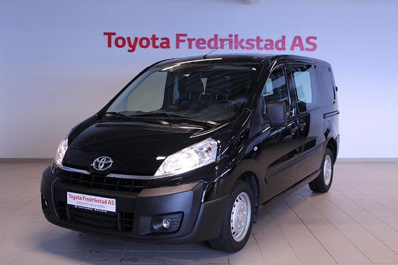 Toyota Proace 2,0 128hk L1H1  2013, 67000 km, kr 99000,-
