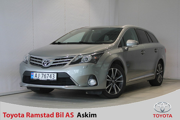 Toyota Avensis 2,0 D-4D 124hk Advance in Business  2013, 122 000 km, kr 139 000,-