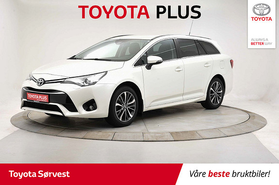 Toyota Avensis Touring Sports 1,8 Active M-drive 7S  2016, 40893 km, kr 259000,-